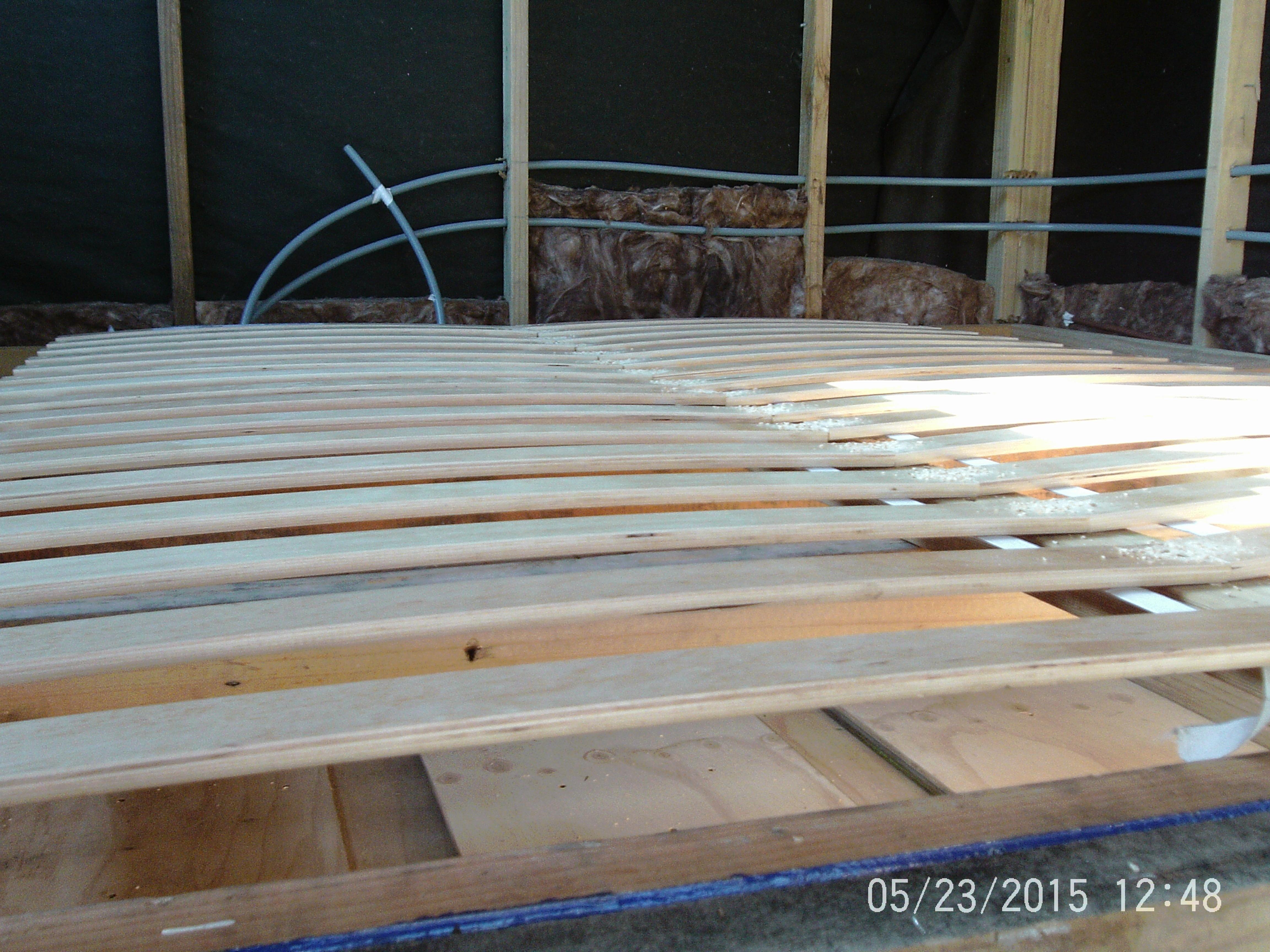 Underfloor Bed Storage – South Island Tiny House Chch NZ